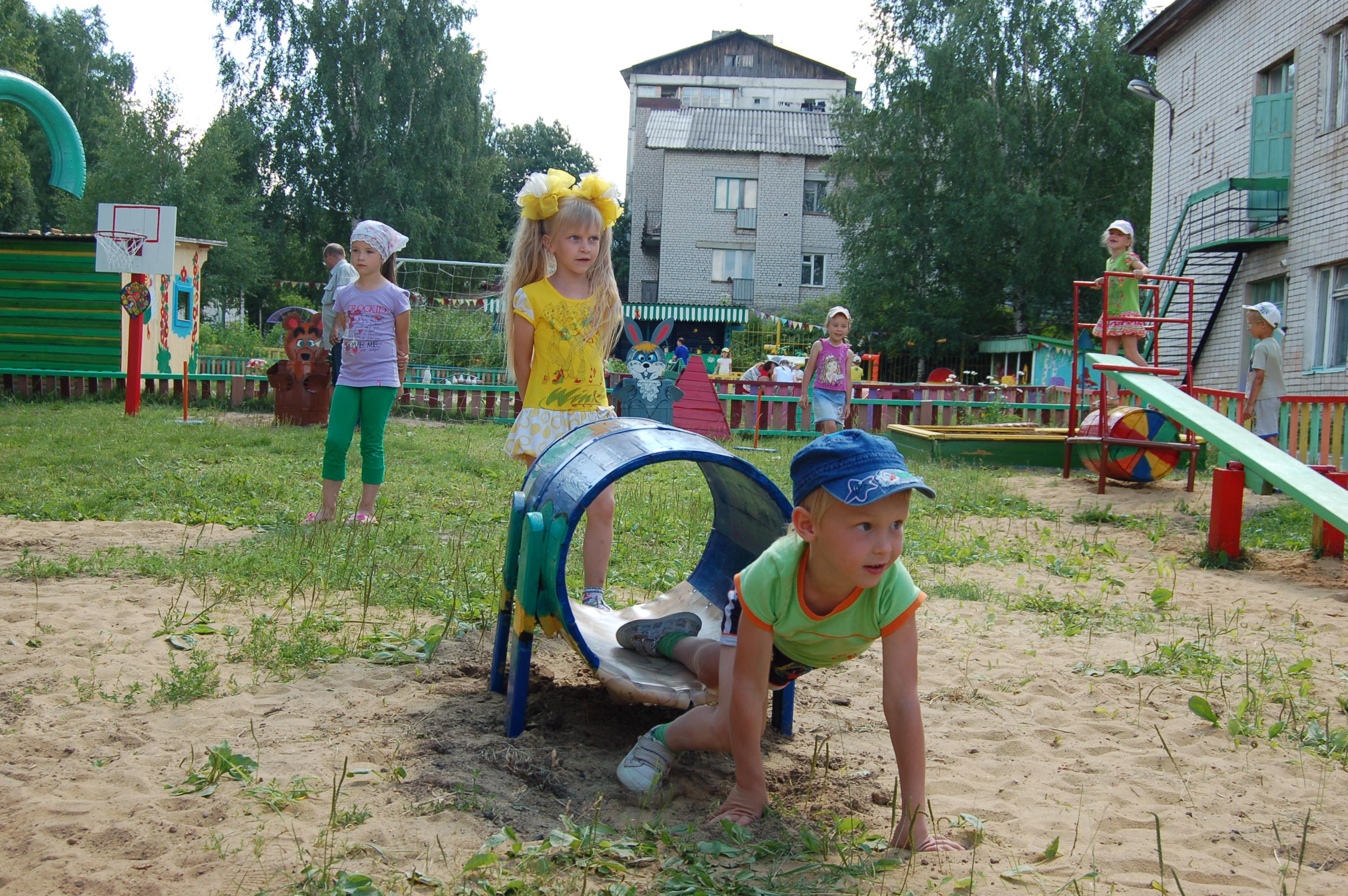 Тематические площадки в детском саду своими руками 54
